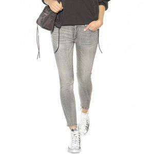 True Religion Halle Mid-rise Super Skinny Jeans 24